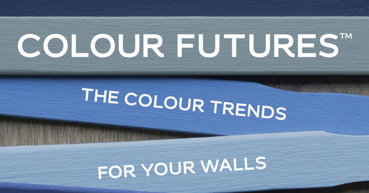 Trenduri si culori in anul 2017 in design interior