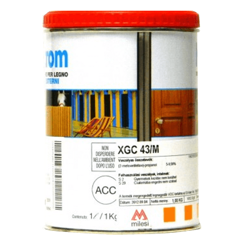 Milesi Hydrocrom XGC43M