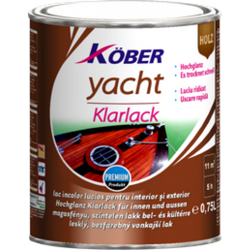 Kober lac yacht