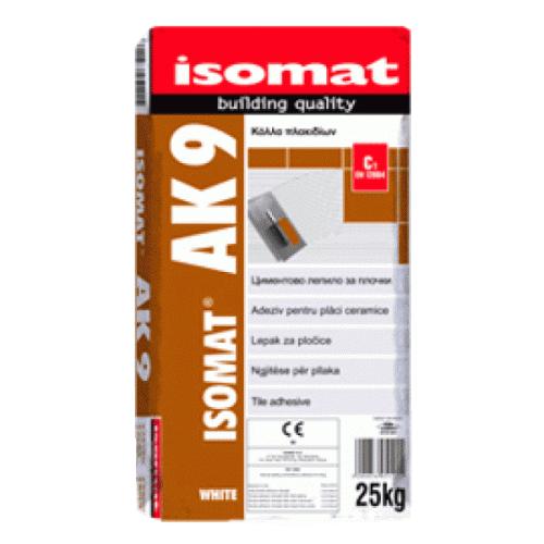Isomat AK9 adeziv de interior