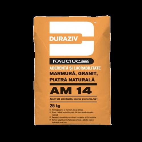 Duraziv AM14 Adeziv pentru marmura, granit si piatra naturala