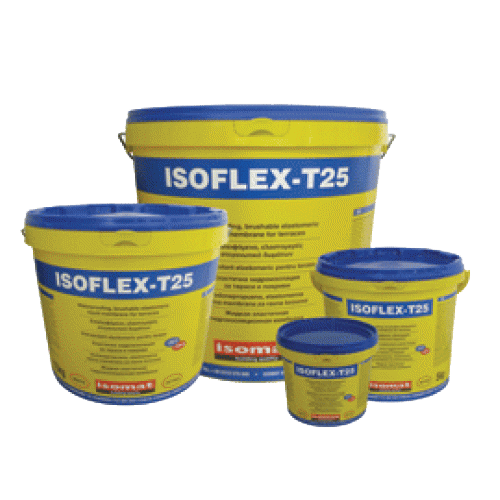 Isomat Isoflex hidroizolatii