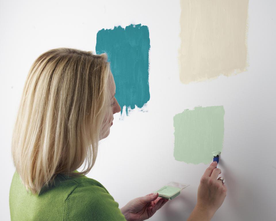 Culori, vopsele si baze de nuantare