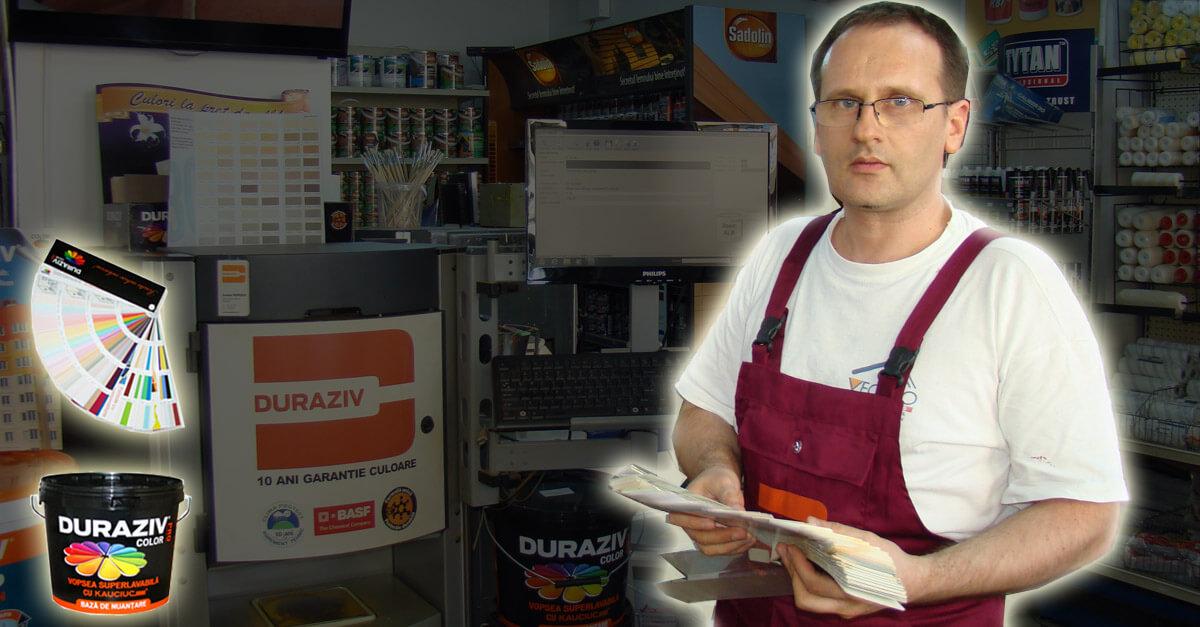 Sistemul de nuantare profesionala de la Duraziv