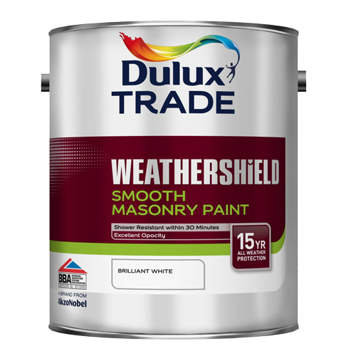 Dulux Trade Weathershield