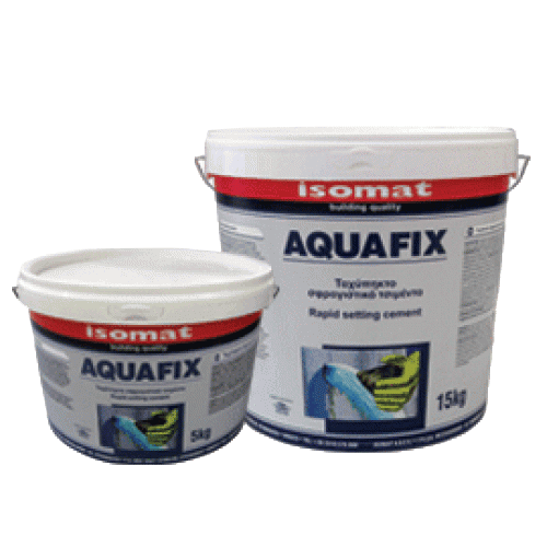 Isomat Aquafix hidroizolatii