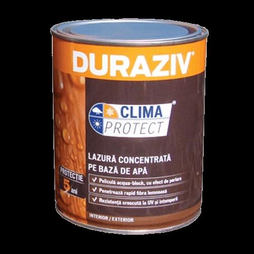 Duraziv Clima Protect Lazura concentrata pe baza de apa