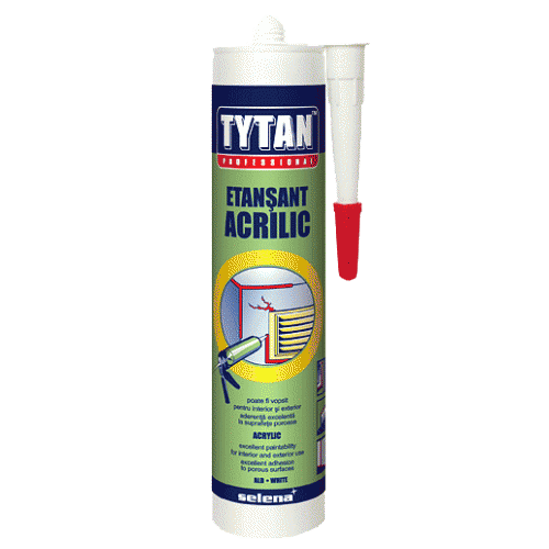 Tytan etansat acrilic